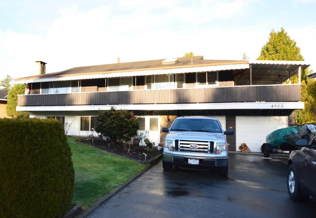Main Photo: 4925 DOGWOOD DRIVE in : Tsawwassen Central House for sale : MLS®# R2025426