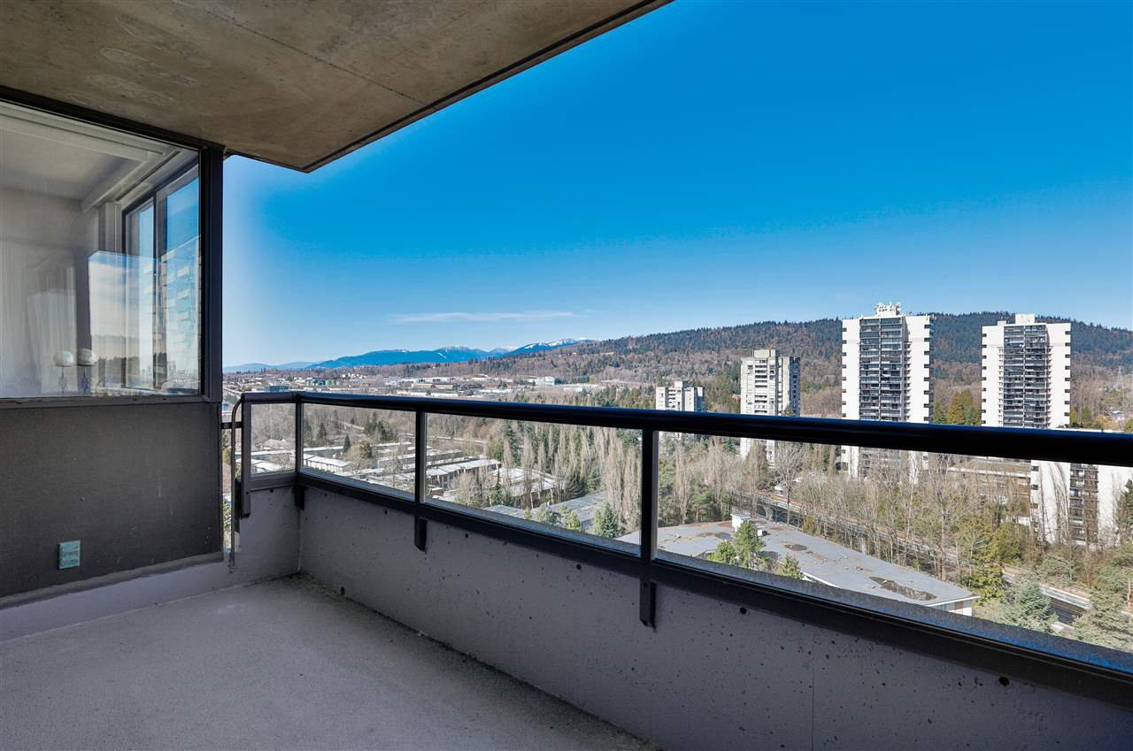 """Main Photo: 1804 3980 CARRIGAN Court in Burnaby: Government Road Condo for sale in """"Discovery Place"""" (Burnaby North)  : MLS®# R2465942"""