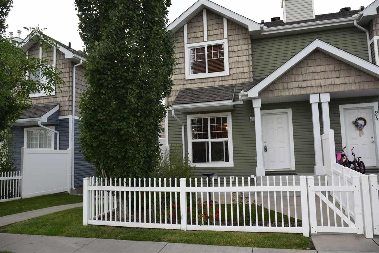 Main Photo: 23 2051 TOWNE CENTRE Boulevard in Edmonton: Zone 14 Townhouse for sale : MLS®# E4206445