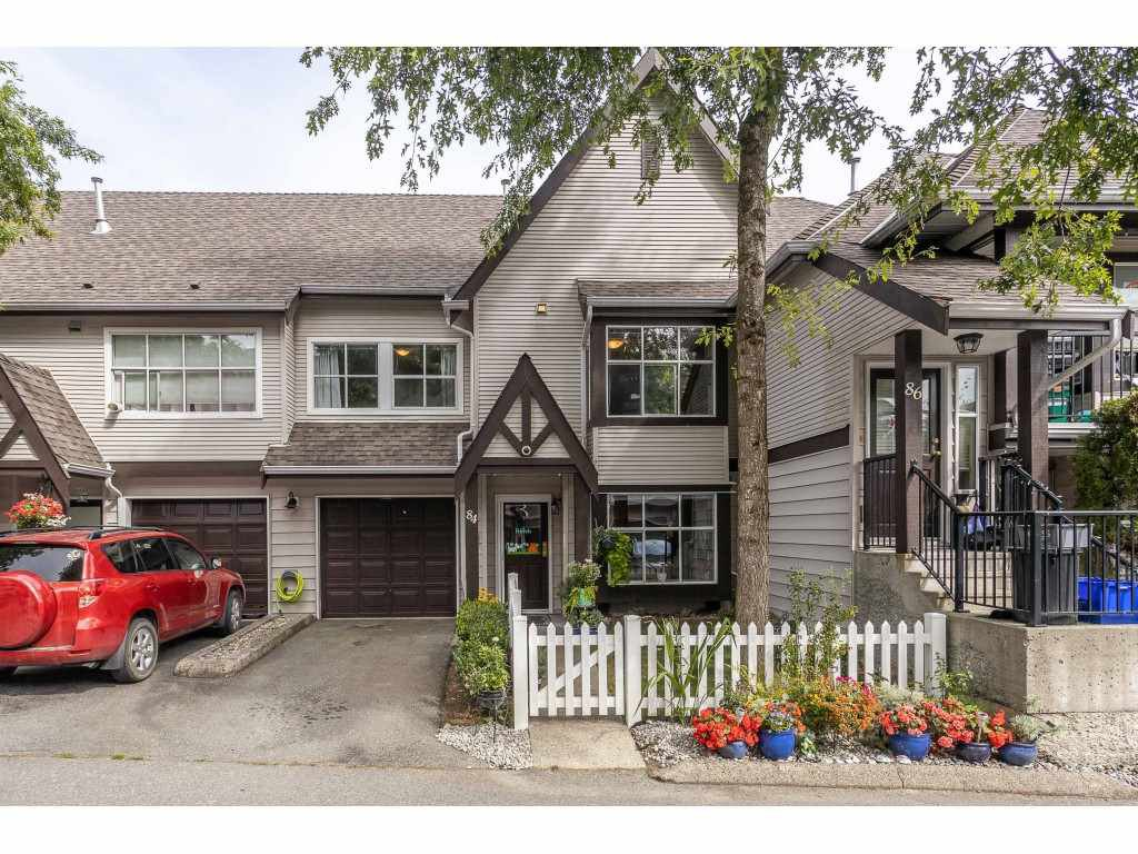 """Main Photo: 84 12099 237 Street in Maple Ridge: East Central Townhouse for sale in """"Gabriola"""" : MLS®# R2489059"""