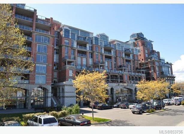 Main Photo: 102 19 Dallas Rd in : Vi James Bay Office for sale (Victoria)  : MLS®# 853756