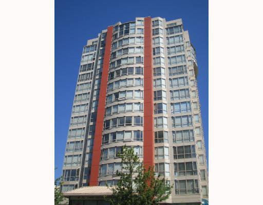 "Main Photo: 705 7995 WESTMINSTER Highway in Richmond: Brighouse Condo for sale in """"THE REGENCY"""" : MLS®# V666937"