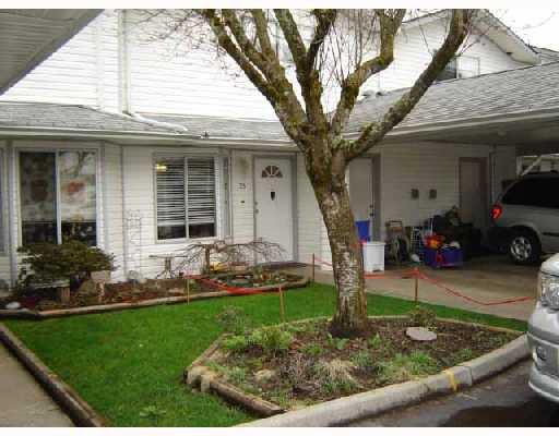 Main Photo: 25 11757 207TH Street in Maple_Ridge: Southwest Maple Ridge Townhouse for sale (Maple Ridge)  : MLS®# V694793