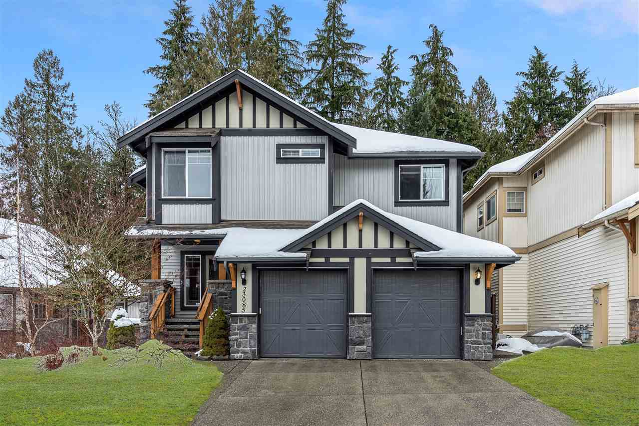 Main Photo: 23085 FOREMAN Drive in Maple Ridge: Silver Valley House for sale : MLS®# R2429901