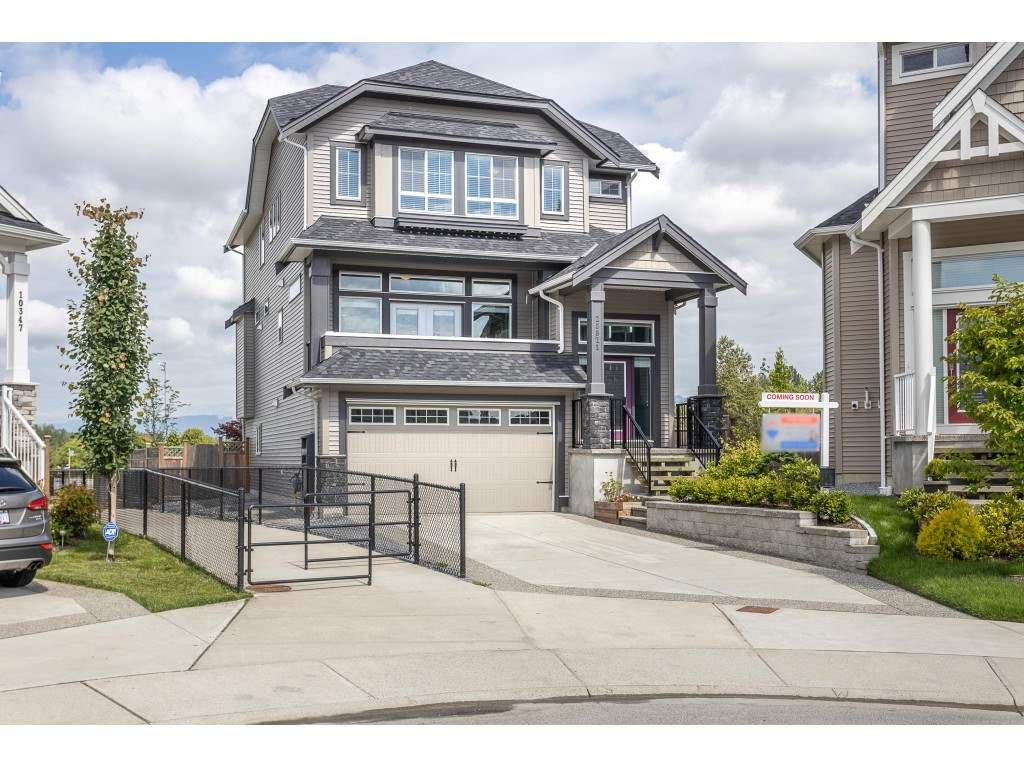 "Main Photo: 23821 103A Avenue in Maple Ridge: Albion House for sale in ""ALBION"" : MLS®# R2466416"