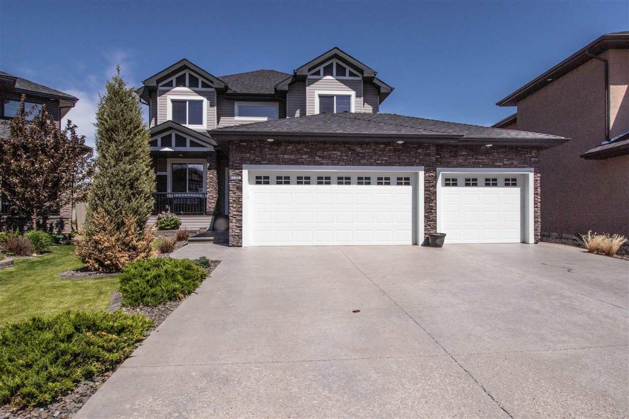Main Photo: 1610 ADAMSON Close in Edmonton: Zone 55 House for sale : MLS®# E4210712