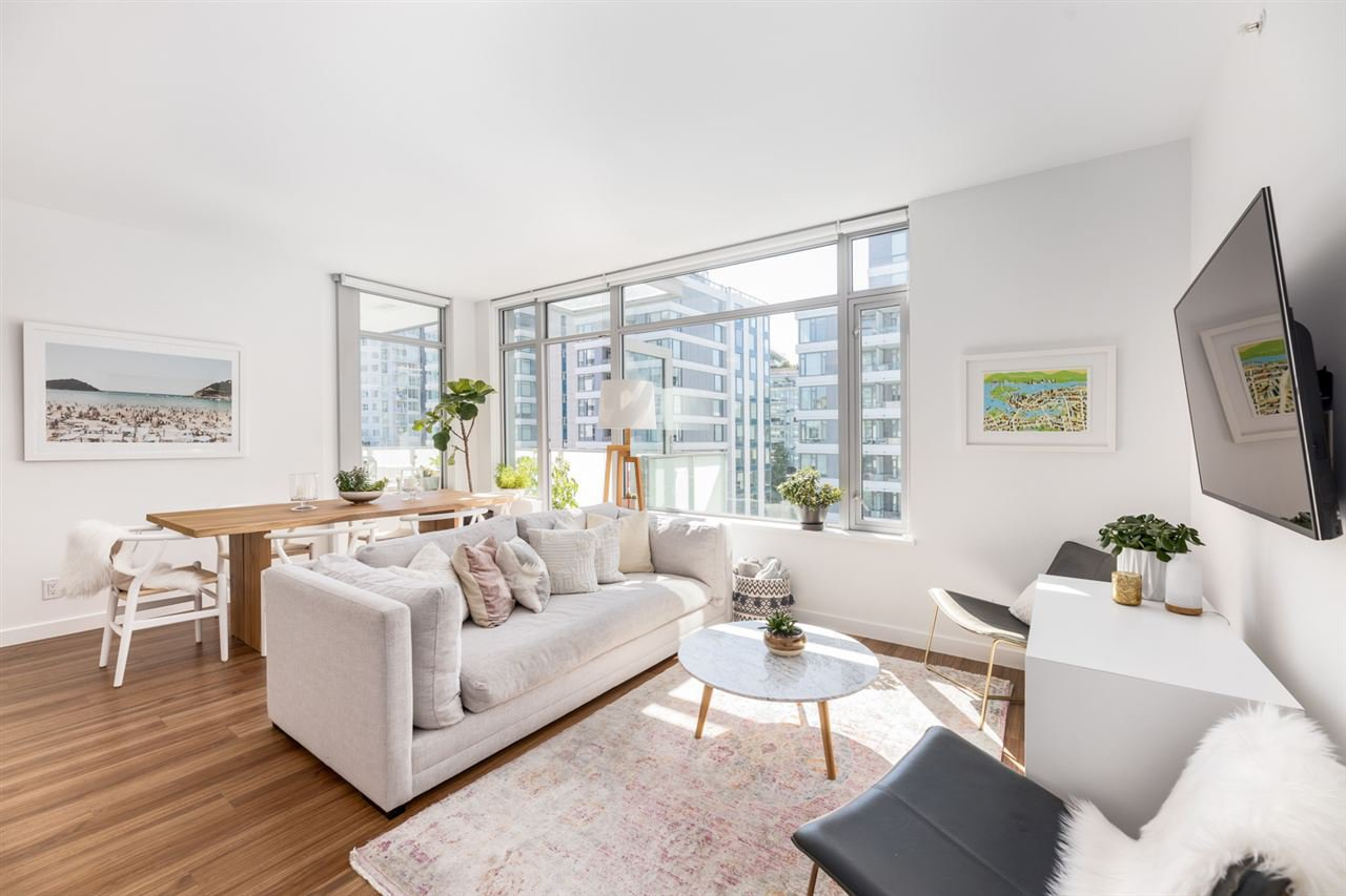 """Main Photo: 709 1661 QUEBEC Street in Vancouver: Mount Pleasant VE Condo for sale in """"VODA"""" (Vancouver East)  : MLS®# R2513079"""