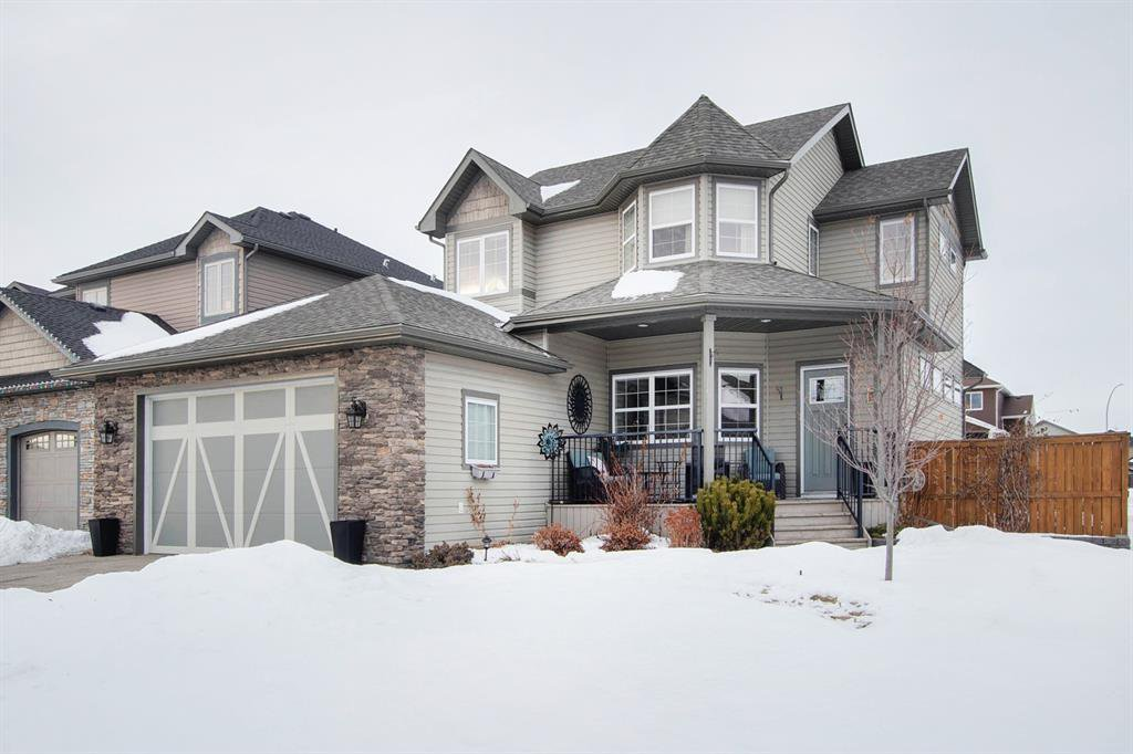 Main Photo: 9 West Highland Bay: Carstairs Detached for sale : MLS®# A1057529