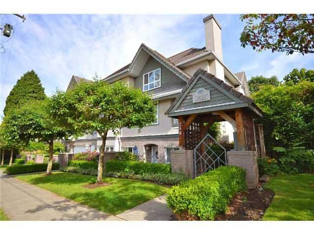 "Main Photo: # 7 258 W 14TH ST in North Vancouver: Central Lonsdale Condo for sale in ""Maple Lane"" : MLS®# V899385"