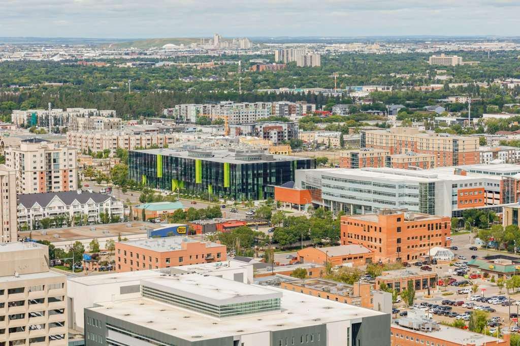Main Photo: 3203 10152 104 Street in Edmonton: Zone 12 Condo for sale : MLS®# E4168739