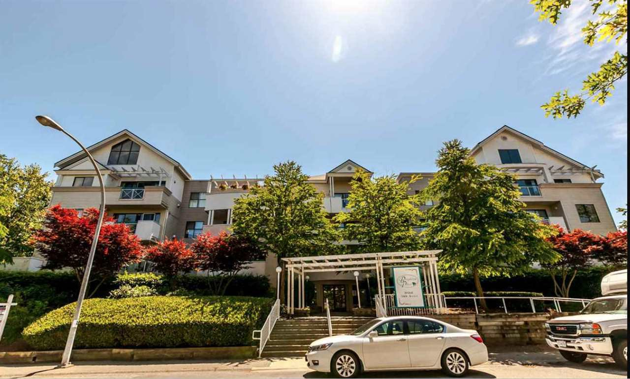"Main Photo: 203 20268 54 Avenue in Langley: Langley City Condo for sale in ""Brighton Place"" : MLS®# R2412377"