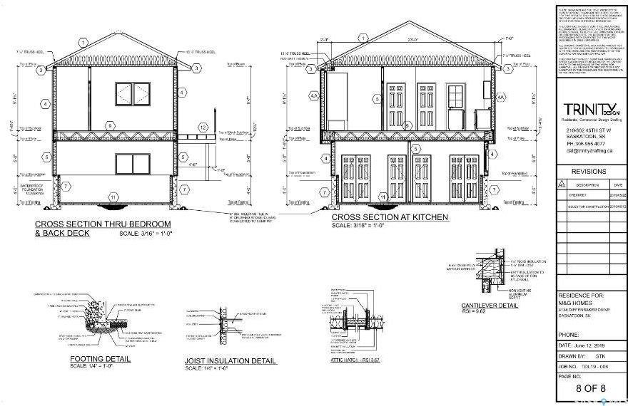 Main Photo: 4134 Diefenbaker Drive in Saskatoon: Kensington Residential for sale : MLS®# SK809370