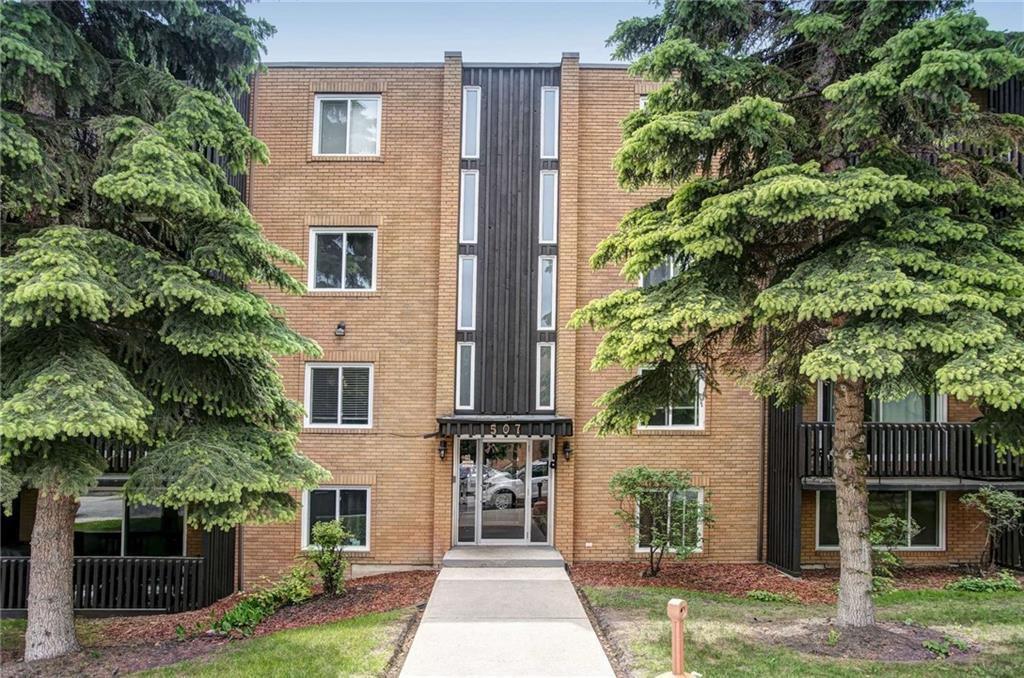 Main Photo: 106 507 57 Avenue SW in Calgary: Windsor Park Apartment for sale : MLS®# C4303223