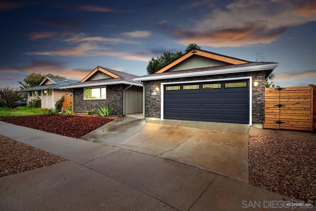 Main Photo: SAN CARLOS House for sale : 4 bedrooms : 6541 Lake Ashmere Ct in San Diego
