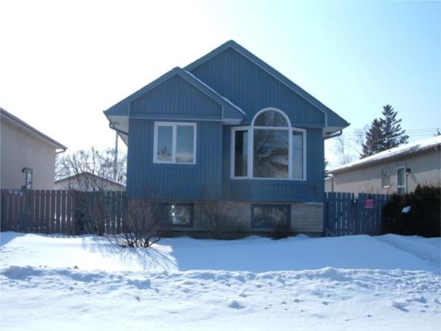 Main Photo: 464 Springfield RD in Winnipeg: North Kildonan Residential for sale (North East Winnipeg)  : MLS®# 1002953
