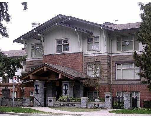 Main Photo: # 311 2083 W 33RD AV in Vancouver: Condo for sale : MLS®# V828802