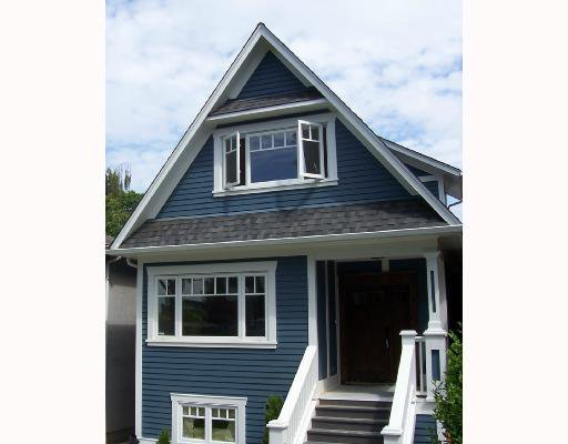 Main Photo: 785 E 22ND Avenue in Vancouver: Fraser VE House for sale (Vancouver East)  : MLS®# V657752