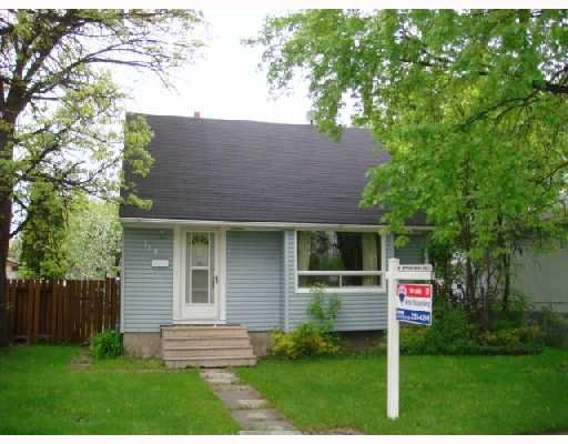 Main Photo: 159 PILGRIM Avenue in WINNIPEG: St Vital Residential for sale (South East Winnipeg)  : MLS®# 2809449