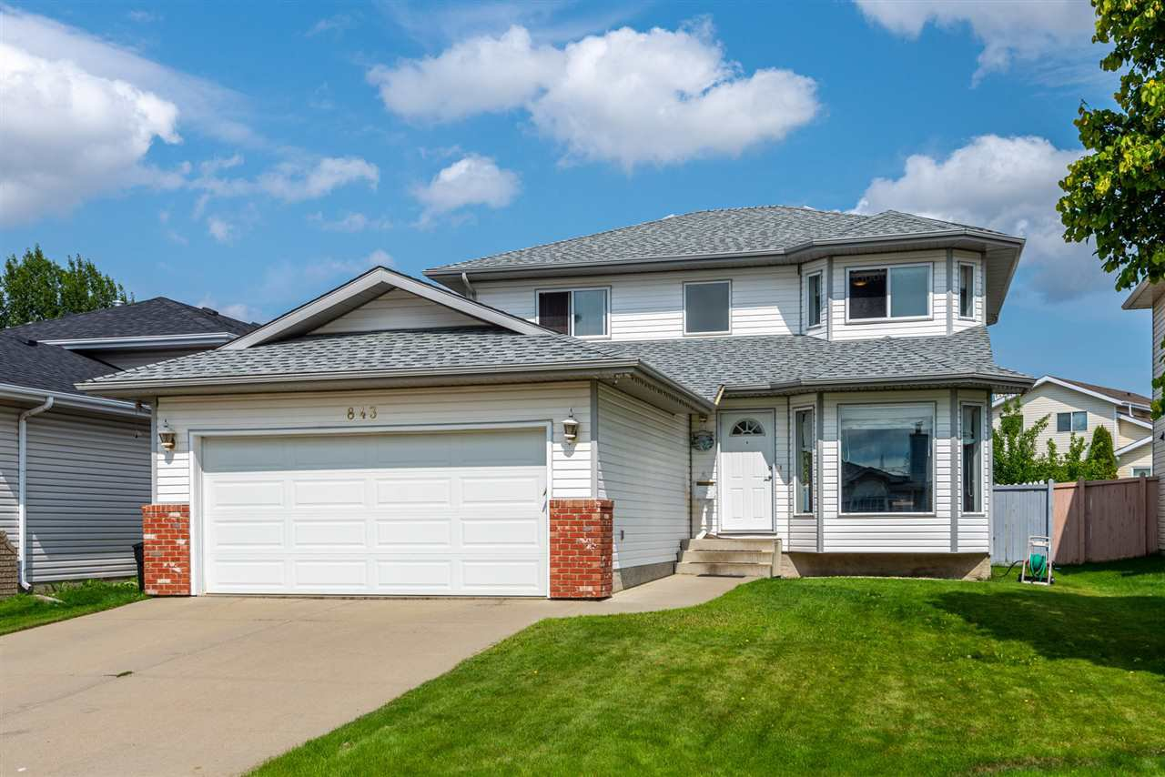 Main Photo: 843 113A Street in Edmonton: Zone 16 House for sale : MLS®# E4168099