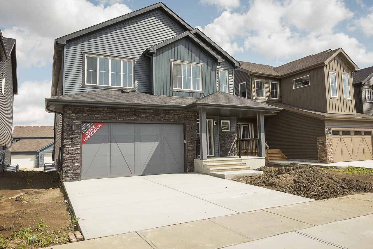 Main Photo: 1393 Graydon Hill Way in Edmonton: Zone 55 House for sale : MLS®# E4170576