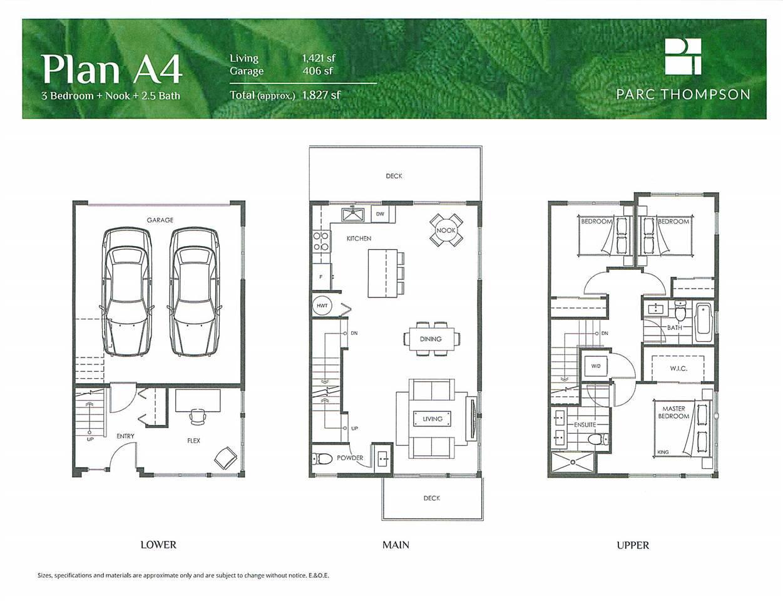 "Main Photo: 33 4300 THOMPSON Road in Richmond: Hamilton RI Townhouse for sale in ""Parc Thompson"" : MLS®# R2422648"