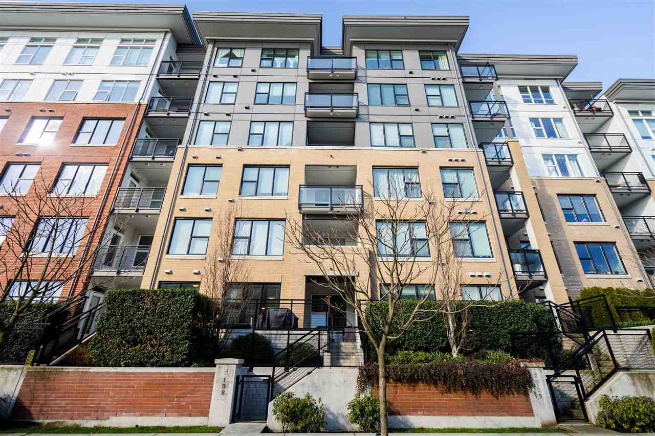 "Main Photo: 108 9399 ALEXANDRA Road in Richmond: West Cambie Condo for sale in ""ALEXANDRA COURT"" : MLS®# R2443369"