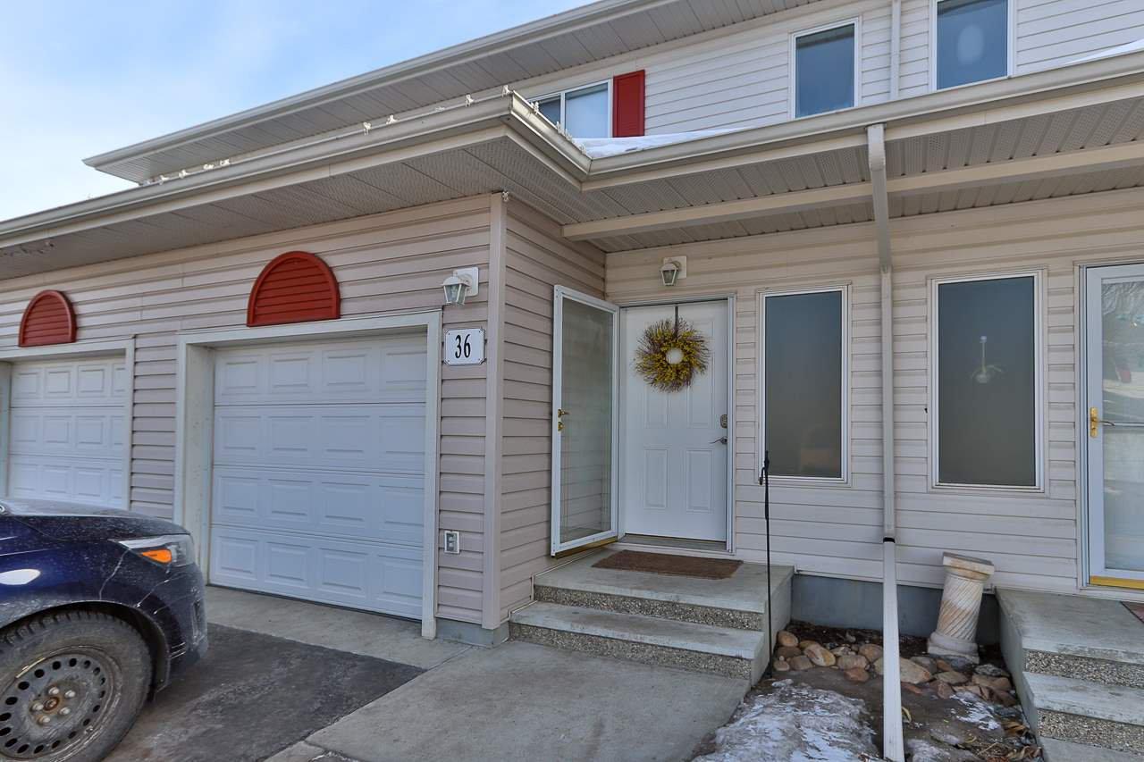 Main Photo: 451 HYNDMAN Crescent in Edmonton: Zone 35 Townhouse for sale : MLS®# E4191608
