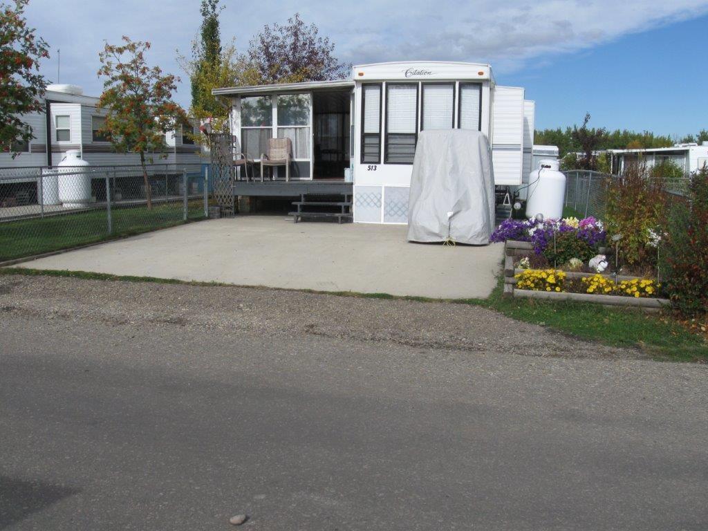 Main Photo: 513 Carefree Resort: Rural Red Deer County Land for sale : MLS®# C4293769