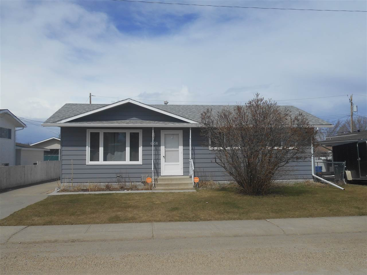Main Photo: 4556 43 Avenue: Drayton Valley House for sale : MLS®# E4195032