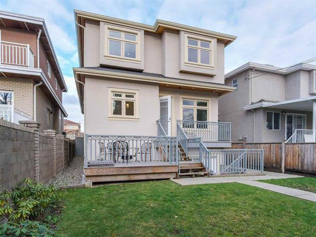 Photo 16: Photos: 152 W 48TH AV in VANCOUVER: Oakridge VW House for sale (Vancouver West)  : MLS®# R2442401