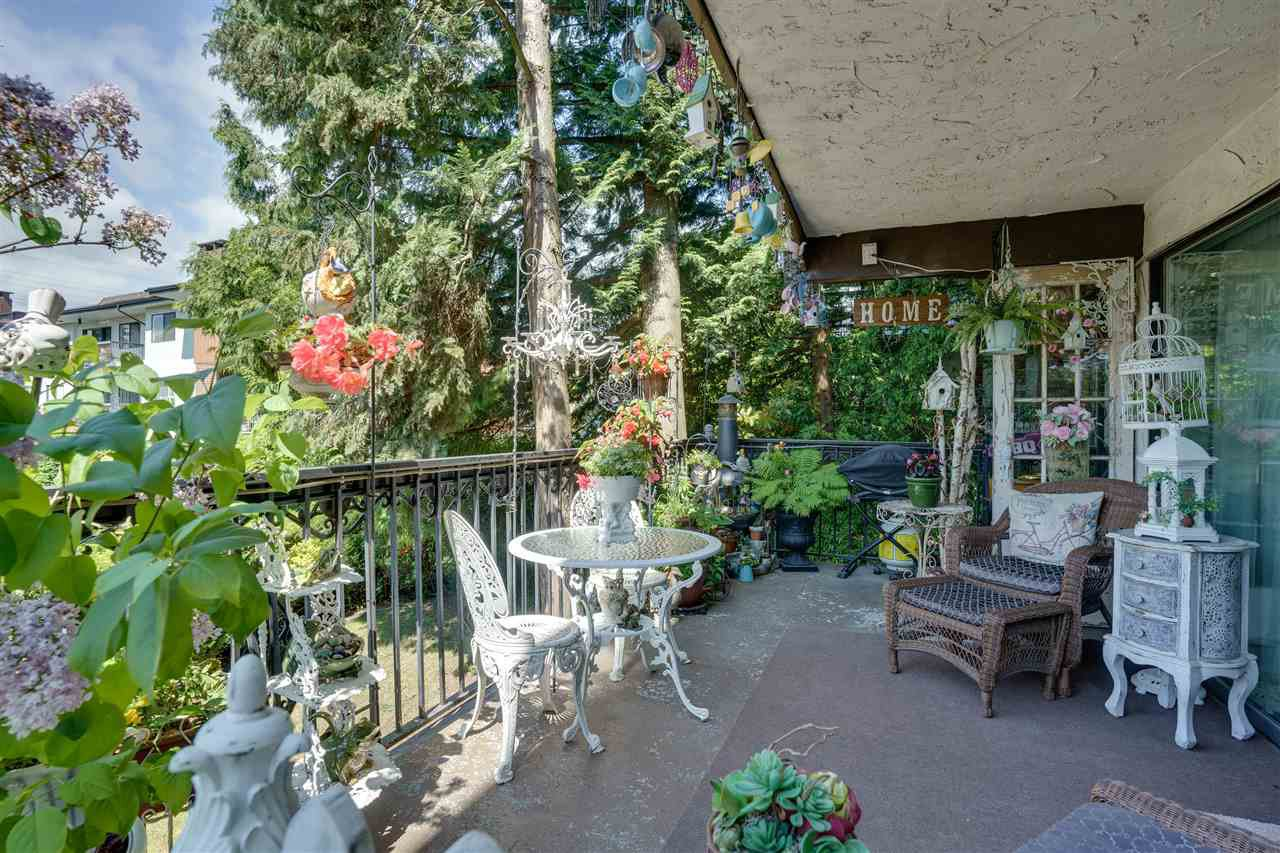 Main Photo: 103 707 HAMILTON STREET in New Westminster: Uptown NW Condo for sale : MLS®# R2457595