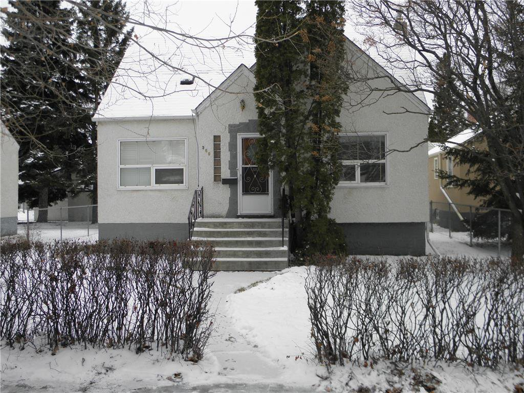 Main Photo: 366 Dubuc Street in Winnipeg: Norwood Residential for sale (2B)  : MLS®# 202028448