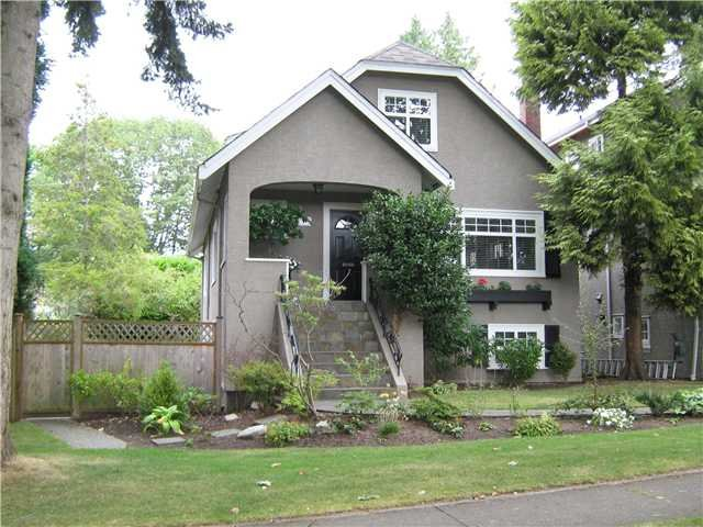 Main Photo: 2907 W32nd ave in Vancouver: House for sale