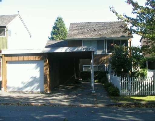 Main Photo: 4574 GARDEN GROVE Drive in Burnaby: Greentree Village House for sale (Burnaby South)  : MLS®# V614987