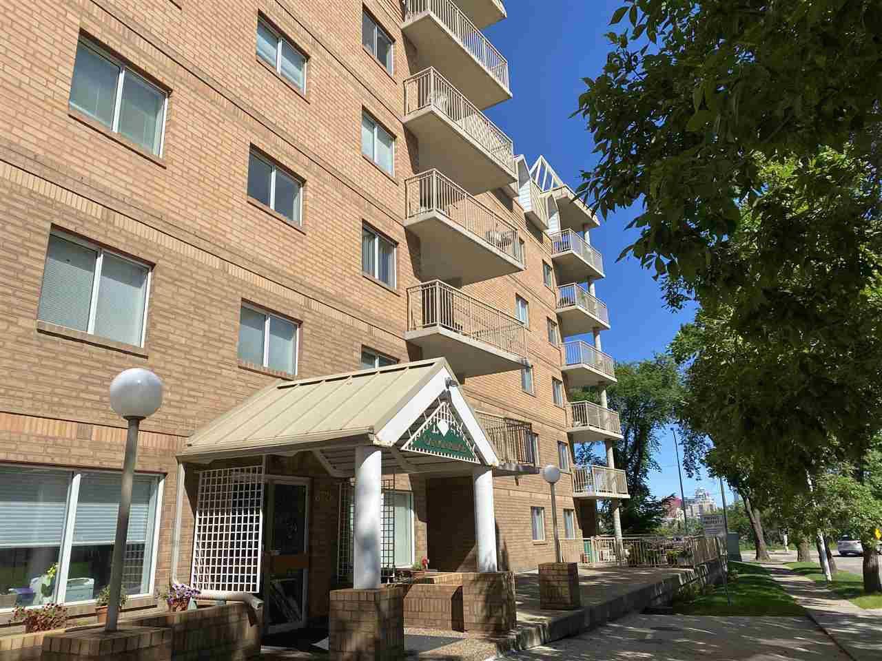 Main Photo: 404 8728 GATEWAY Boulevard in Edmonton: Zone 15 Condo for sale : MLS®# E4191192