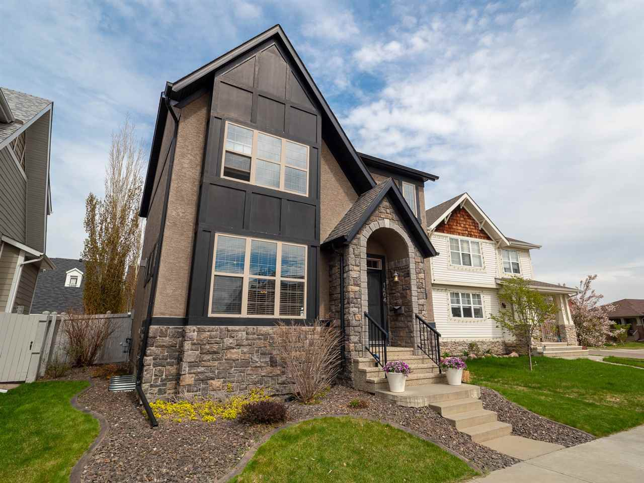 Main Photo: 1404 CYPRUS Way in Edmonton: Zone 27 House for sale : MLS®# E4197939