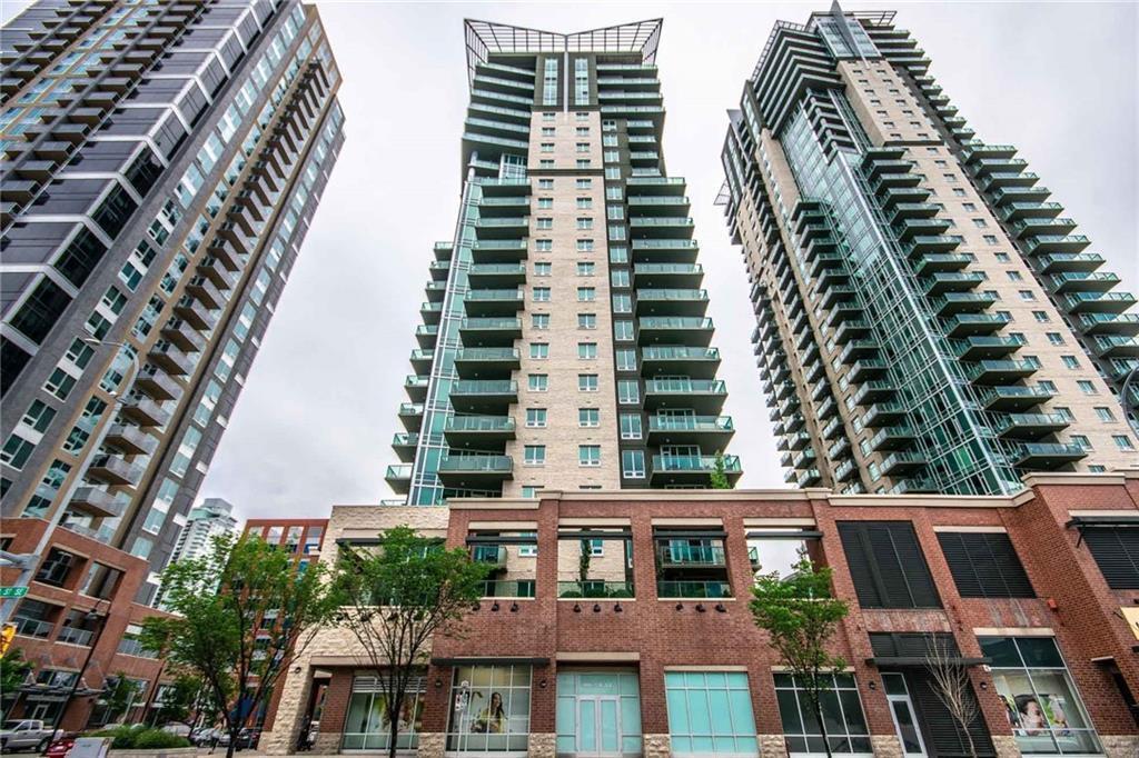 Main Photo: 308 1410 1 Street SE in Calgary: Beltline Apartment for sale : MLS®# C4303787