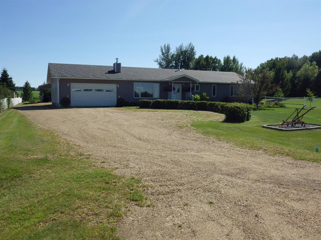 Main Photo: 1 421047 N Range Road 24 in Rural Ponoka County: NONE Residential for sale : MLS®# A1020292