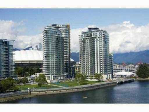 Main Photo: # 801 918 COOPERAGE WY in Vancouver: Yaletown Condo for sale (Vancouver West)  : MLS®# V916089