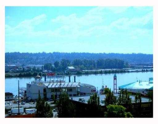 """Main Photo: 501 720 Carnarvon Street in New_Westminster: Downtown NW Condo for sale in """"CARNARVON TOWERS"""" (New Westminster)  : MLS®# V668211"""