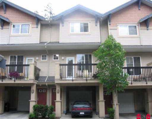 "Main Photo: 8 18181 68TH AV in Surrey: Cloverdale BC Townhouse for sale in ""Magnolia"" (Cloverdale)  : MLS®# F2513257"