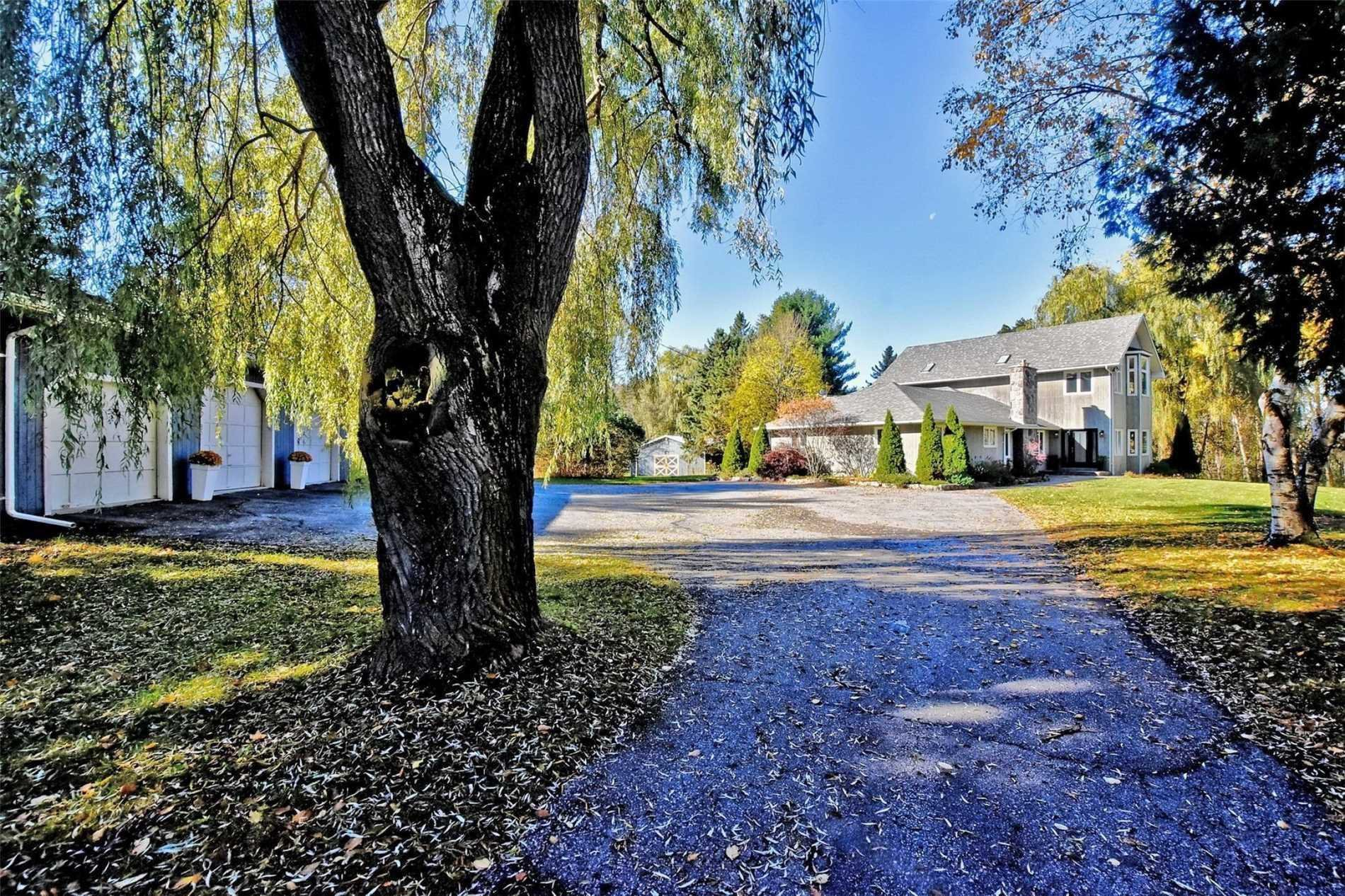 Main Photo: 16932 Mccowan Road in Whitchurch-Stouffville: Rural Whitchurch-Stouffville House (Bungaloft) for sale : MLS®# N4594160