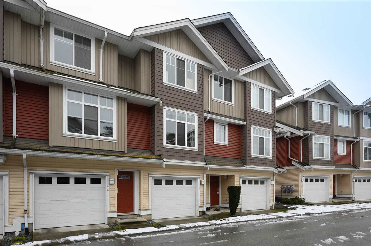 """Main Photo: 75 19455 65 Avenue in Surrey: Clayton Townhouse for sale in """"Two Blue"""" (Cloverdale)  : MLS®# R2434298"""