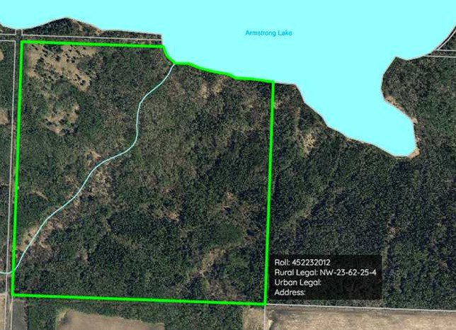 Main Photo: 624 RGE RD 251: Rural Athabasca County Rural Land/Vacant Lot for sale : MLS®# E4202176