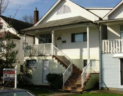 Main Photo: 3937 PRINCE EDWARD Street in Vancouver: Main House for sale (Vancouver East)  : MLS®# V634224