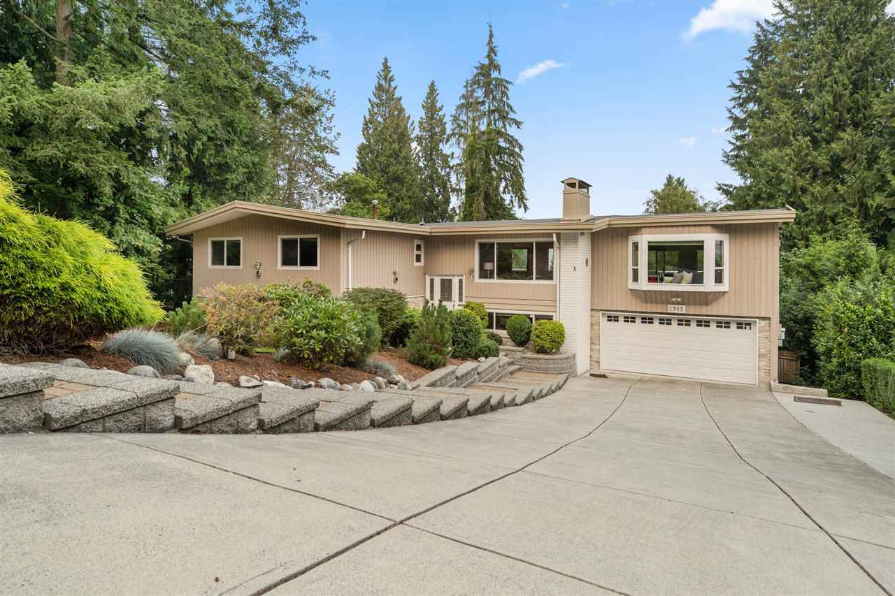 Main Photo: 2985 THE DELL in Coquitlam: Ranch Park House for sale : MLS®# R2500794