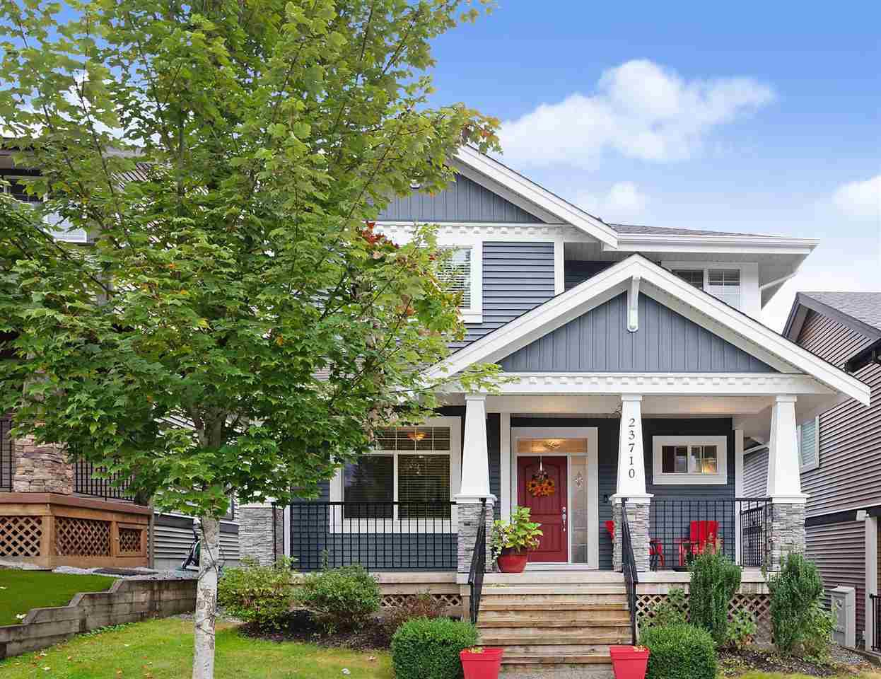 "Main Photo: 23710 111A Avenue in Maple Ridge: Cottonwood MR House for sale in ""Falcon Hill"" : MLS®# R2507986"