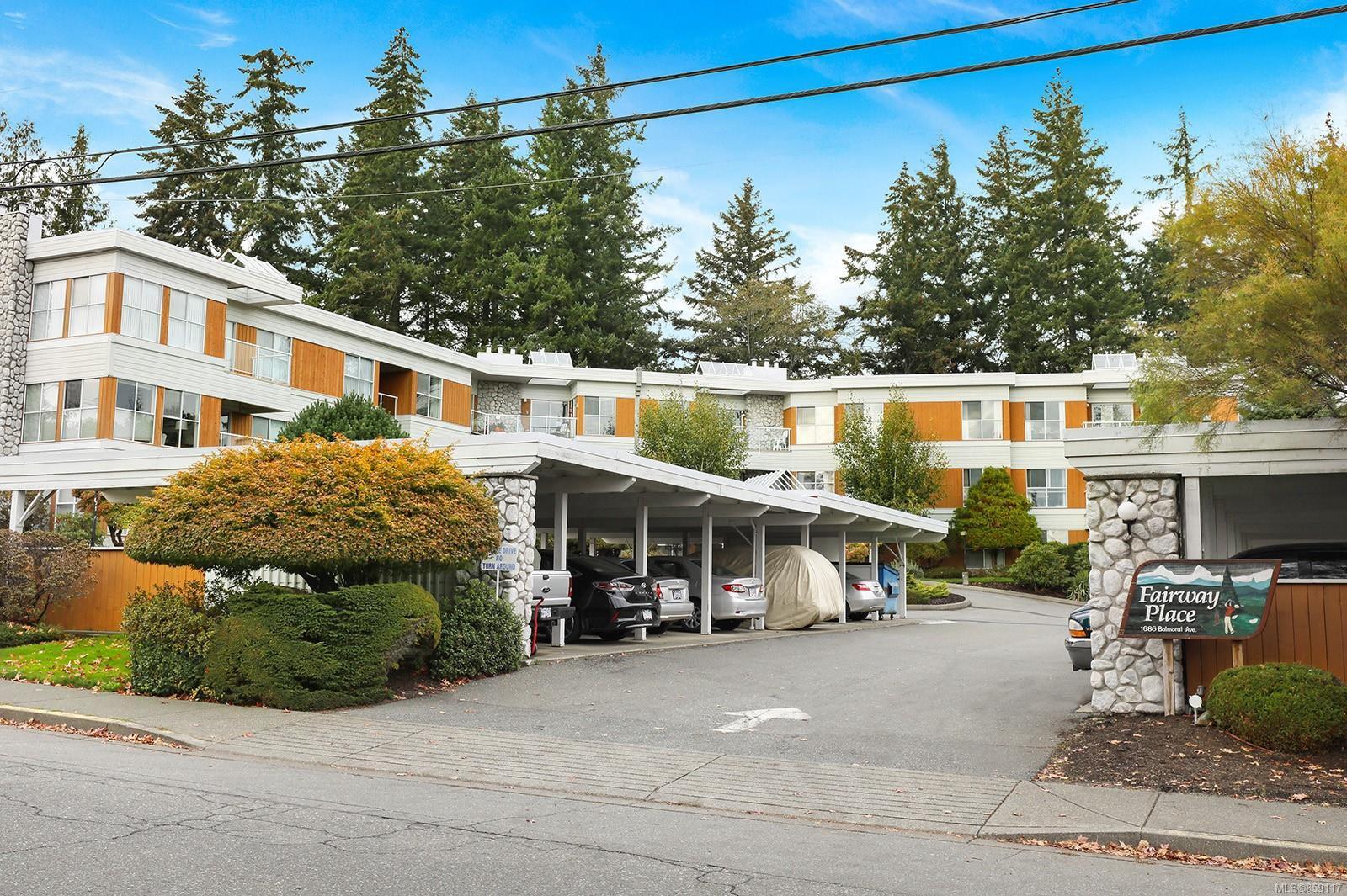 Main Photo: 209 1686 Balmoral Ave in : CV Comox (Town of) Condo for sale (Comox Valley)  : MLS®# 859117