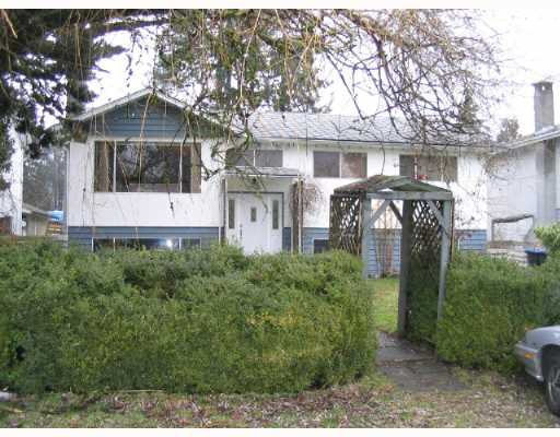Main Photo: 1749 DORSET Ave in Port Coquitlam: Glenwood PQ House for sale : MLS®# V643234