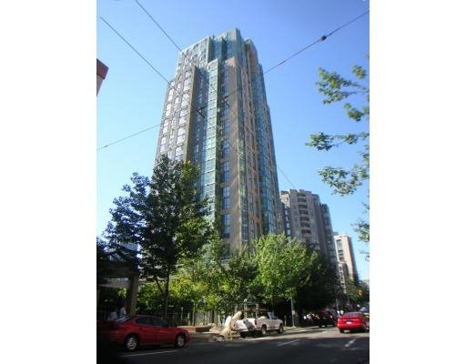 Main Photo: 2005 1188 HOWE ST in Vancouver: DT Downtown Condo for sale (VW Vancouver West)  : MLS®# V649438